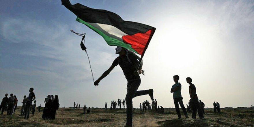 Filistin'den topyekûn direniş kararı
