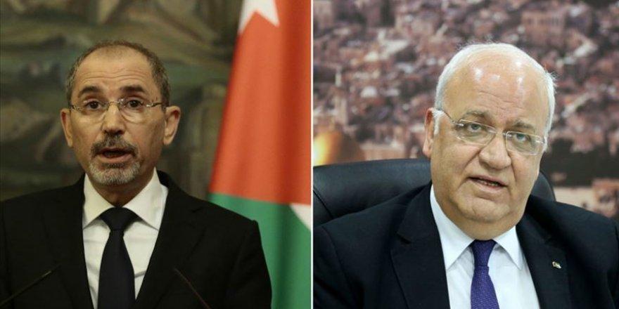Ürdün ve FKÖ Filistin-İsrail sorununu görüştü