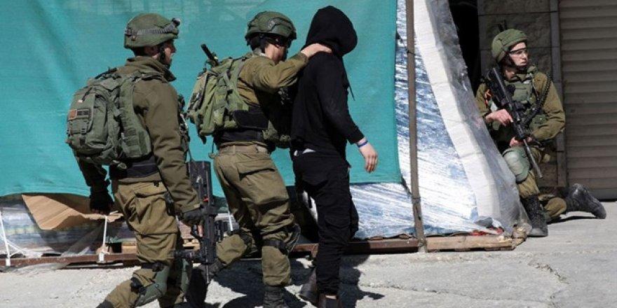 Siyonistler Batı Şeria'da ikisi kadın 46 Filistinliyi gözaltına aldı