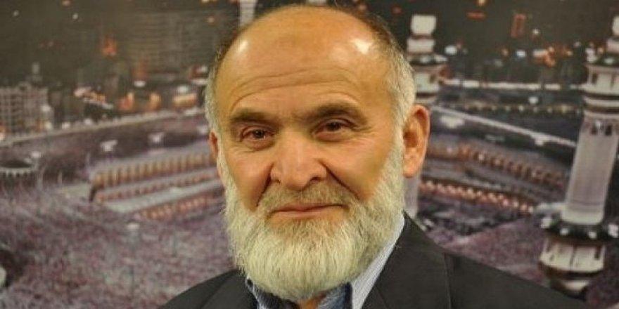 Millî Gazete köşe yazarı ilahiyatçı Mevlüt Özcan vefat etti