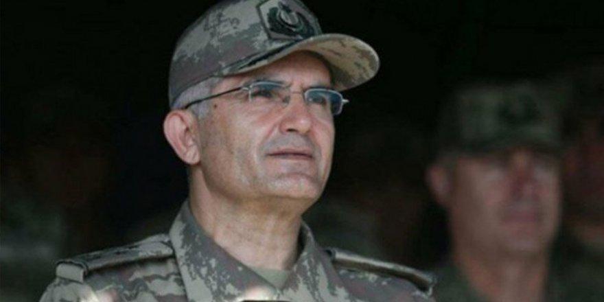 İdlib komutanı Tuğgeneral Erdoğan hayatını kaybetti