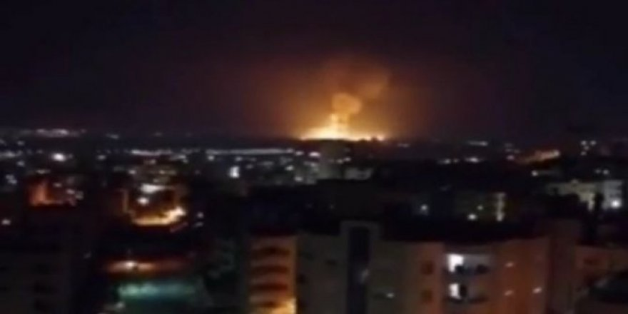 Ürdün'de askeri kampta patlama