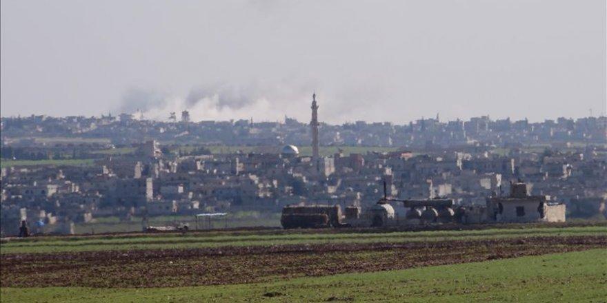 Esed rejimi, İsrail'in Halep'e hava saldırısı düzenlediğini ileri sürdü