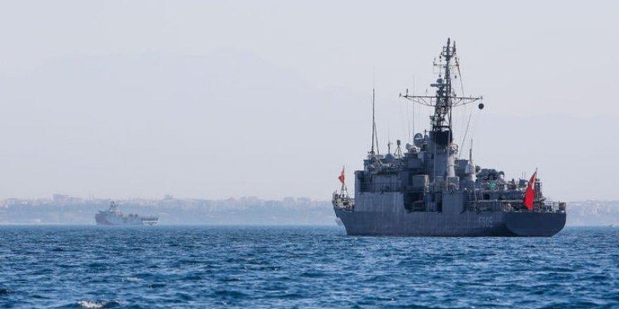 MSB'den Akdeniz'de yeni Navtex ilanı