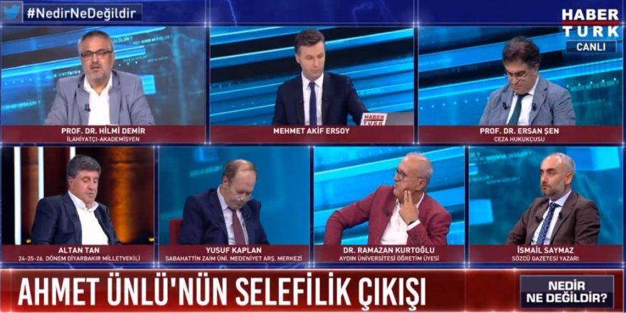 Deizm, Ateizm, Modernizm, İbahacılık vs. ne ki, Türkiye'de en büyük tehlike Selefilikmiş!