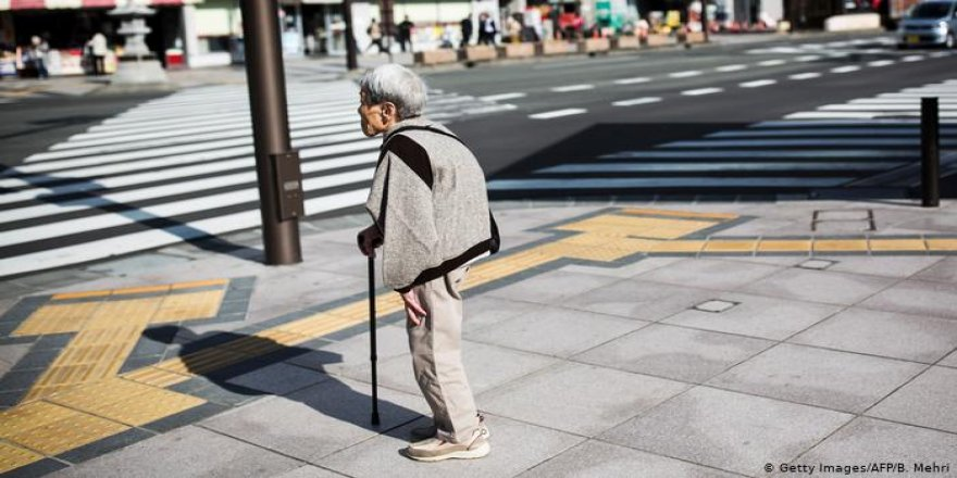 Japonya'da yüz yaşını aşmış 80 binden fazla kişi var