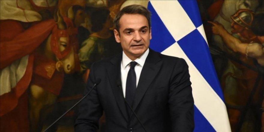 Miçotakis: Türkiye ile görüşmeye hazırız