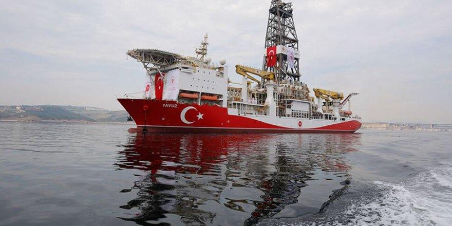Yavuz Sondaj Gemisinin görev süresi uzatıldı