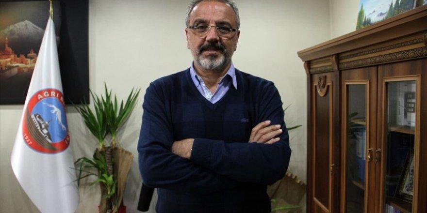 Ağrı eski Belediye Başkanı Sakık'a 5 yıl 10 ay hapis cezası verildi
