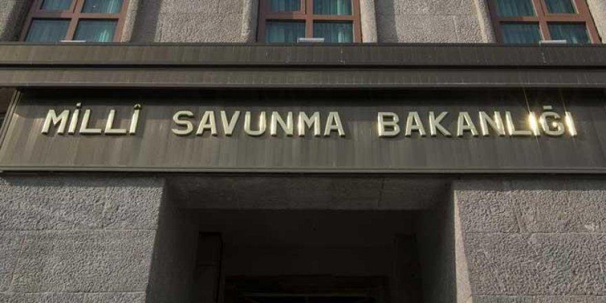 MSB: Türk ve Rus askeri heyetleri toplantı yapacak
