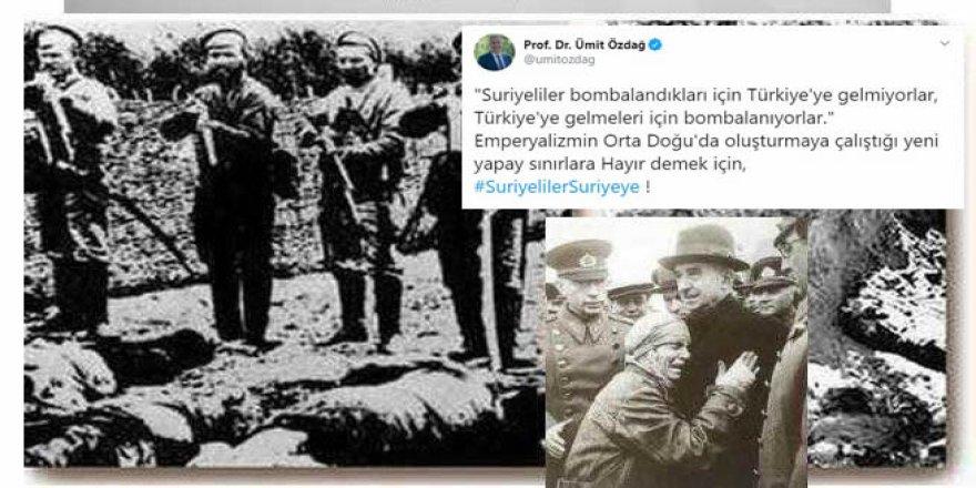 Azerileri Boraltan'da Rusya'ya katlettiren zihniyetin torunları fitne peşinde