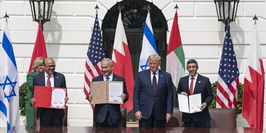 Siyonist İsrail'e göre 'iki devletli çözüm' yok, sadece Trump'ın 'Yüzyılın Anlaşması' var