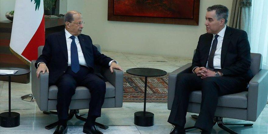 Lübnan'da yeni hükümeti kurma süreci için süre istendi