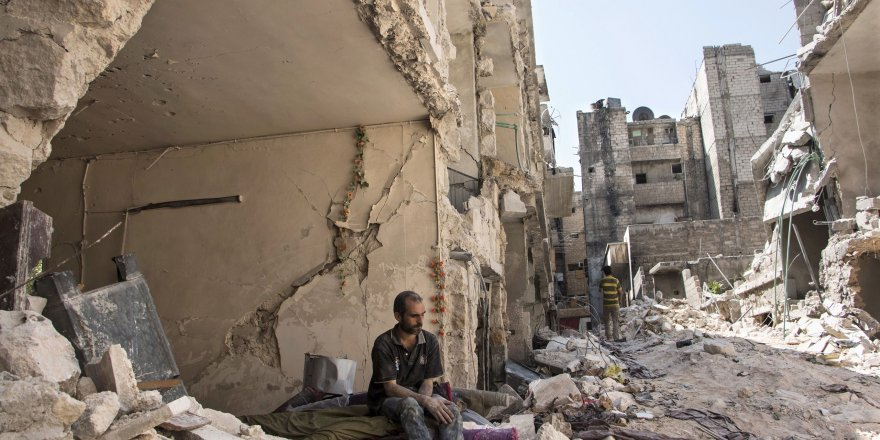 Hristiyan örgüt 7 yıldır Esed milislerine destek veriyor