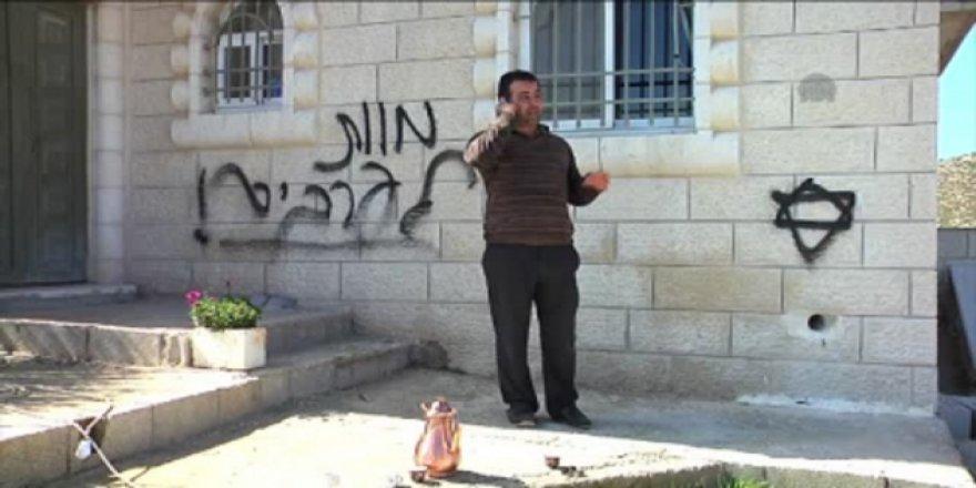 Yahudi yerleşimcilerden Filistinli çiftçilere saldırı