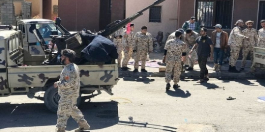 Libya Ordusu Hafter'in açıkladığı petrol anlaşmasını reddetti