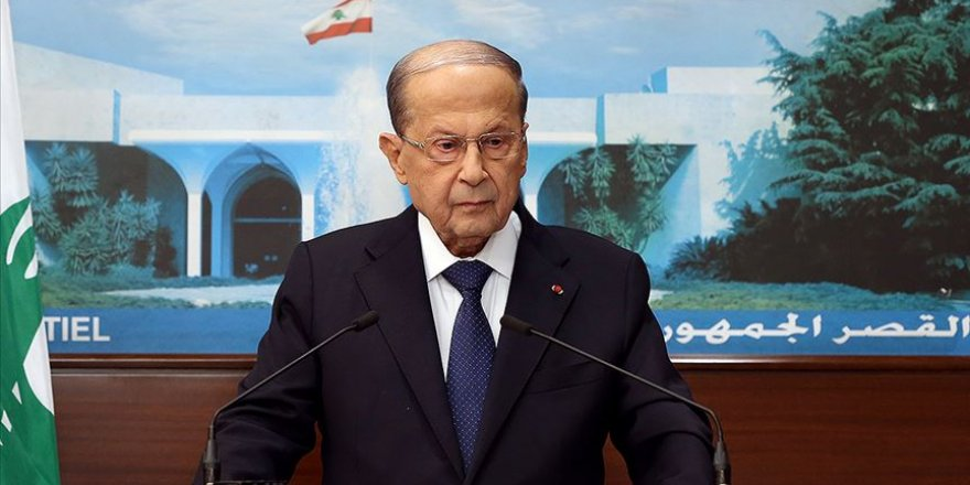 Lübnan Cumhurbaşkanı Avn: Hükümet kurulmazsa cehenneme gideriz