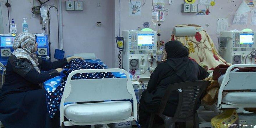 Siyonistler Gazzeli kanser hastalarına 'bürokratik engeller' çıkarıyor