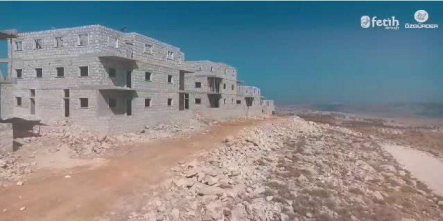 Kış gelmeden Şehit Abdulbasit Sarut Kampı'nı bitirelim!