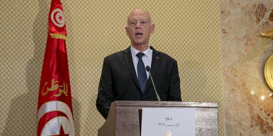 Tunus Cumhurbaşkanı Said'den BM'ye Filistin eleştirisi