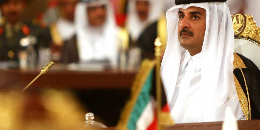 Katar Emiri'nden uluslararası topluma 'İsrail acizliği' tepkisi