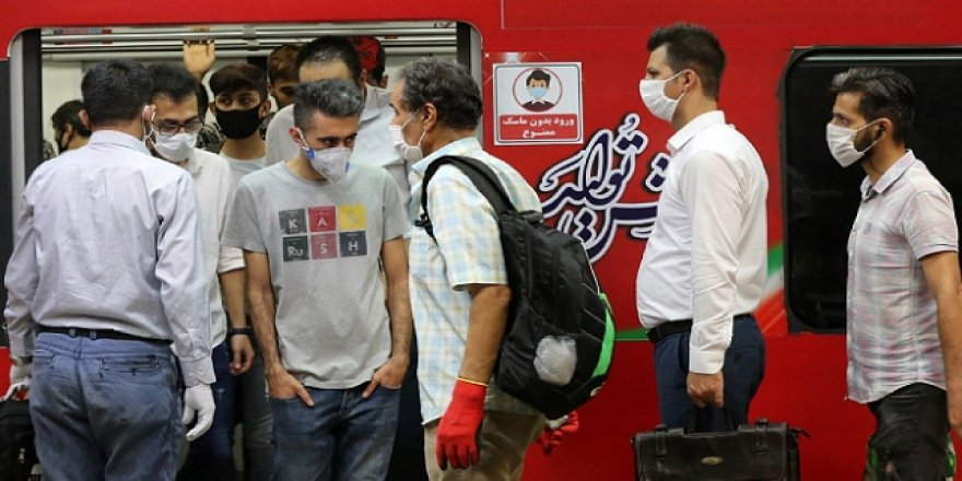 İran'da 184 kişi daha koronavirüsten öldü