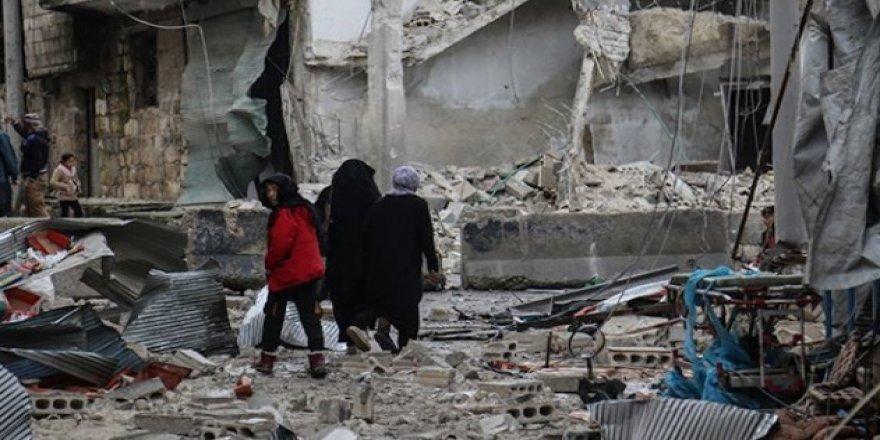 ABD-PKK Suriye'de 3 binden fazla sivili katletti