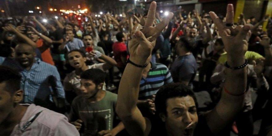 Mısır'da Sisi karşıtı protestolar devam ediyor