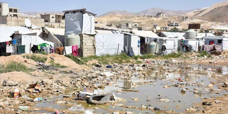 AB'den Lübnan'daki Filistinli mülteciler için 30.6 milyon avroluk destek