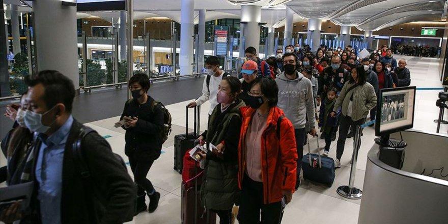 Çin Kovid-19 nedeniyle yabancı ülke vatandaşlarına getirilen giriş yasağını kaldırdı