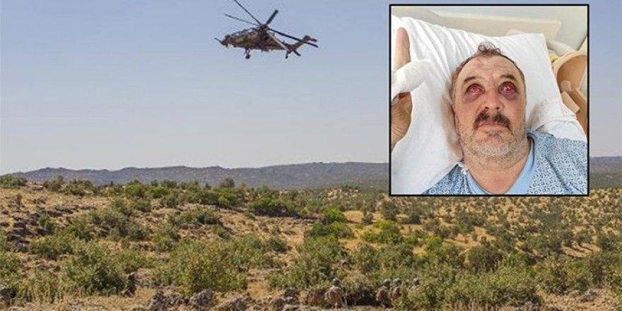 Köylülerin helikopterden atılma iddiaları soruşturulmalı!