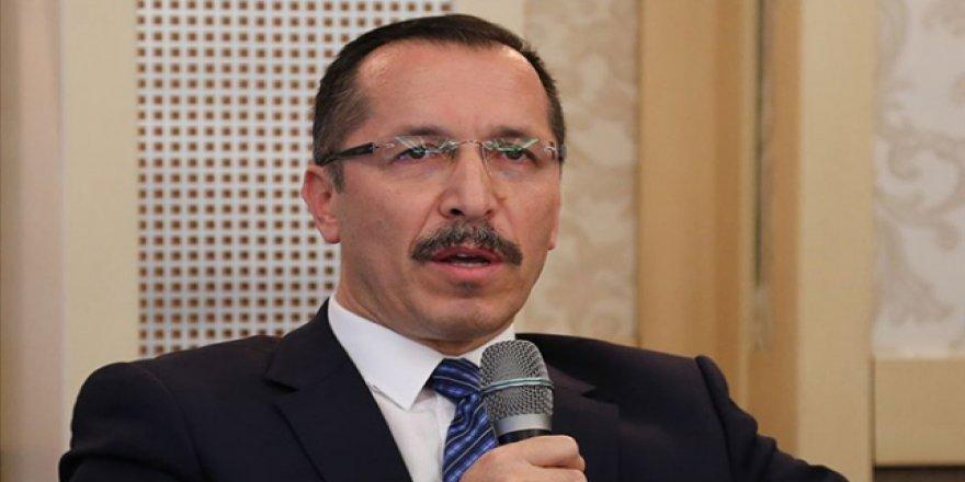 Prof. Dr. Hüseyin Bağ'ın rektörlük görevi sonlandı