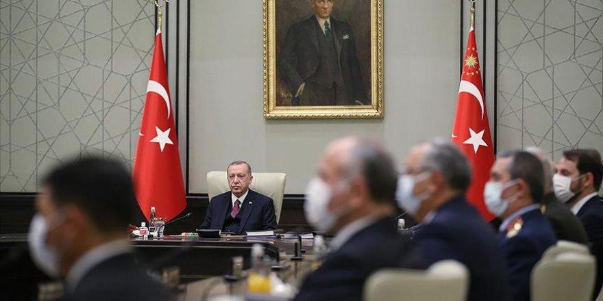 MGK bildirisi sonrası Doğu Akdeniz, Suriye ve Libya açıklaması