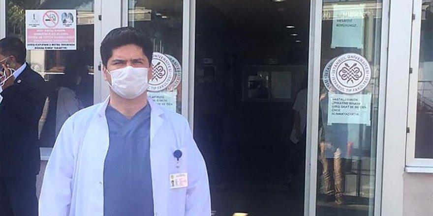 İstanbul Tıp Fakültesi Hastanesi personeli, hasta yakınının saldırısına uğradı