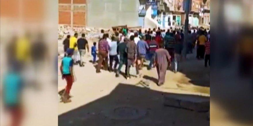 Mısır'da Sisi karşıtı 'Öfke Cuması' eylemi gerçekleştirildi