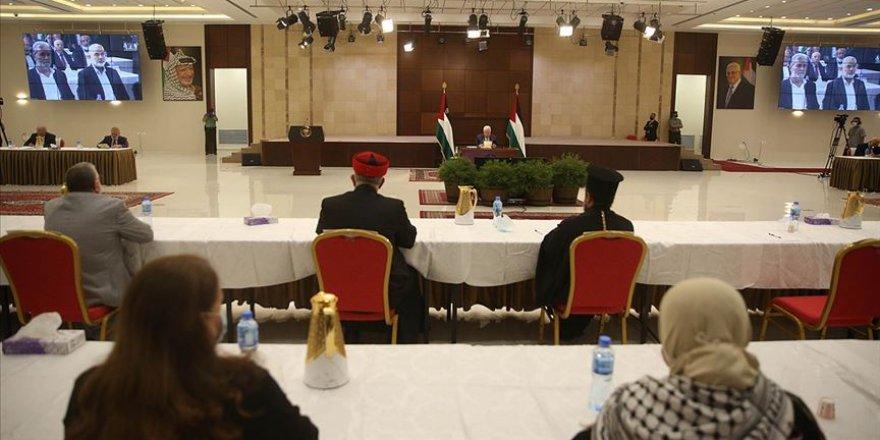 Filistinli gruplar seçim tarihini belirlemek için 3 Ekim'de toplanacak