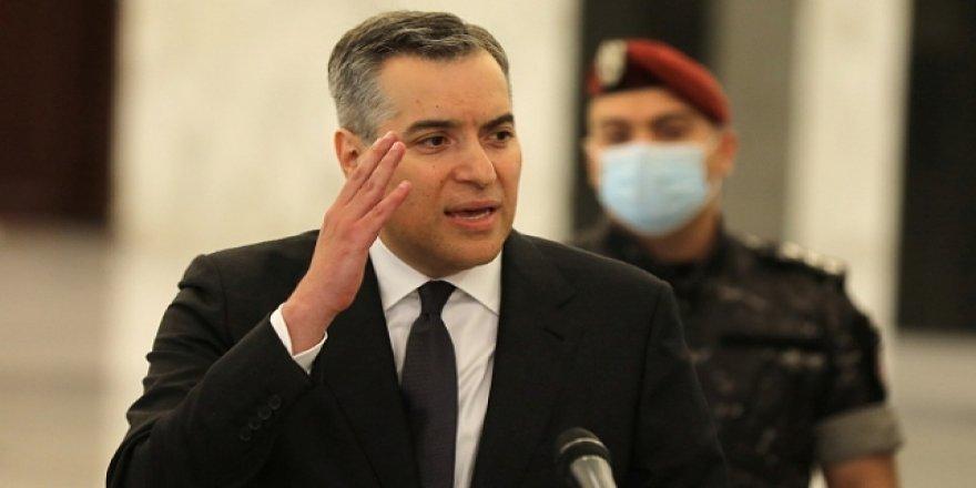 Lübnan'da Mustafa Edib, hükümeti kurma görevini bıraktı