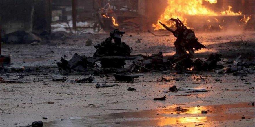 Rasulayn'da bombalı saldırı: 6 ölü