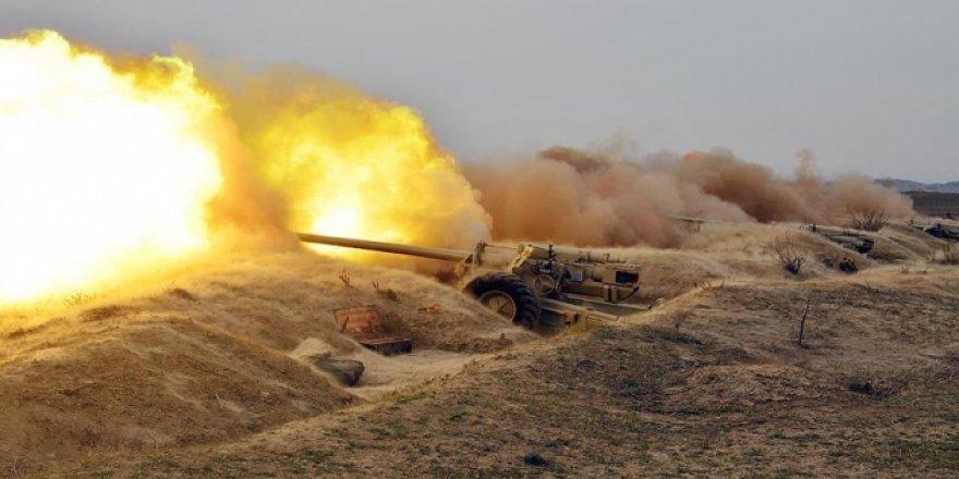 Rusya himayesindeki Ermenistan Azerbaycan'a saldırdı