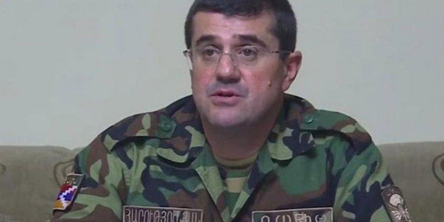 Karabağ'ın Ermeni lideri: Tüm pozisyonları kaybettik