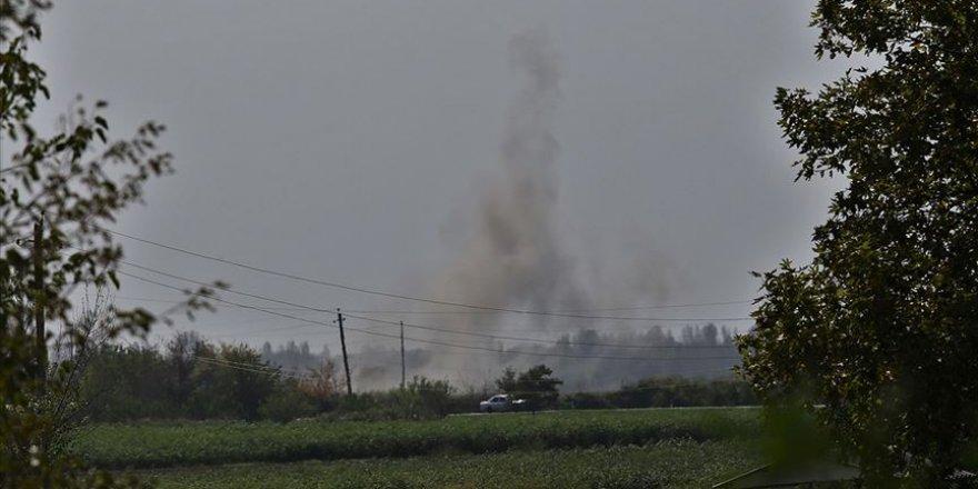 Azerbaycan ordusu bazı tepelerin kontrolünü ele geçirdi