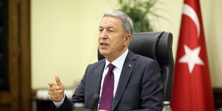 Milli Savunma Bakanı Hulusi Akar: Azerbaycan'ın yanındayız