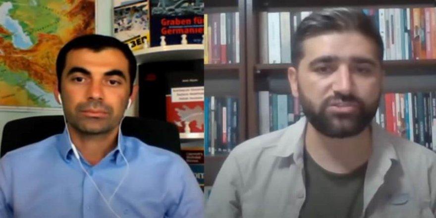 Azerbaycanlı gazeteci Aşirov: Artık savaşın içindeyiz