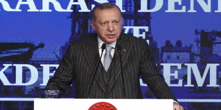 Cumhurbaşkanı Erdoğan: Ermenistan işgal ettiği yerlerden derhal çıkmalı!