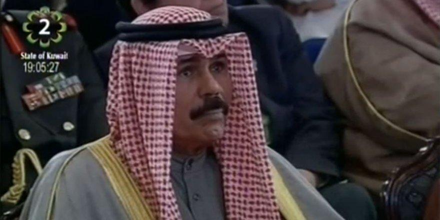 Kuveyt'in yeni Emiri Veliaht Prens Nevvaf oldu