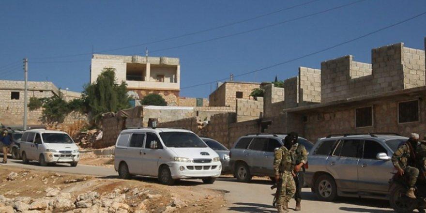 IŞİD liderlerinden biri İdlib bölgesinde etkisiz hale getirildi