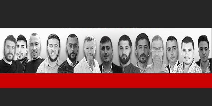 AYM kararına rağmen zulüm sürüyor: Antalya'da 11 Hizbu't Tahrir mensubu tutuklandı