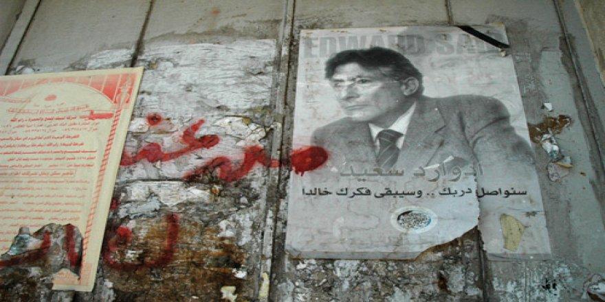 Filistin halkının onurunu hiçe sayan bir normalleşme ve Edward Said'in Filistin'i