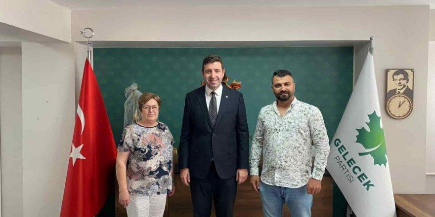 Gelecek Partisi İzmir İl Başkanlığı'ndan istifalarla ilgili açıklama