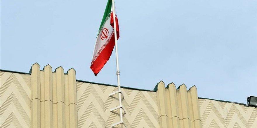 İran'da Dağlık Karabağ'a destek için toplanan aktivistlere müdahale